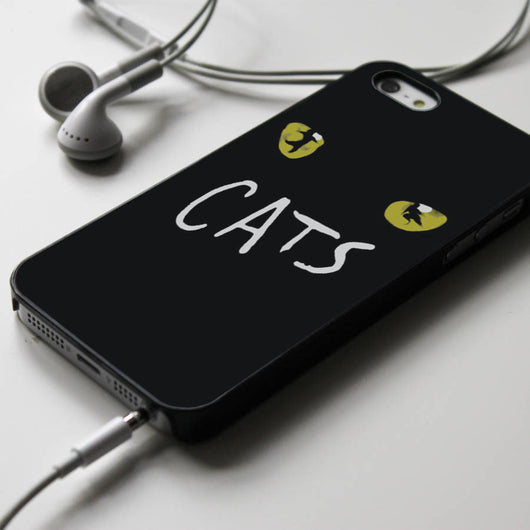 Cats Broadway Musical - iPhone 4/4S, iPhone 5/5S, iPhone 5C Case, Samsung Galaxy S4/S5 Cases