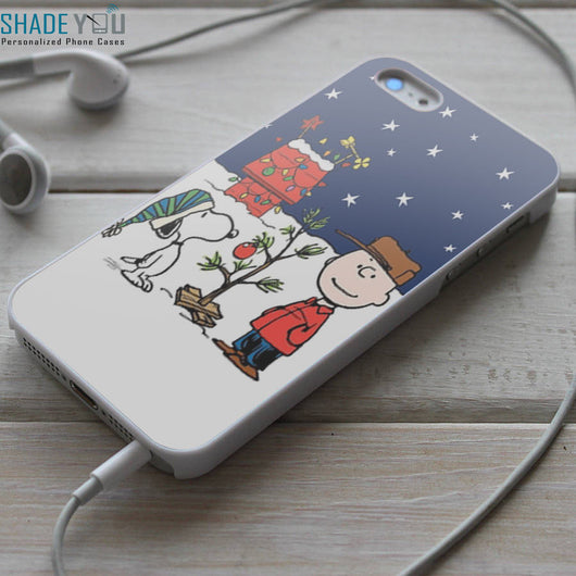 Charlie Brown and Snoopy iPhone 4/4S, iPhone 5/5S/5C, iPhone 6 Case, Samsung Galaxy S4/S5 Cases