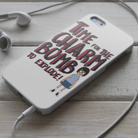 Tina Belcher The Charm Bomb - iPhone 4/4S, iPhone 5/5S/5C, iPhone 6 Case, Samsung Galaxy S4/S5 Case