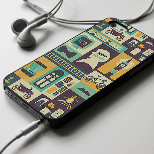 Sherlock Collage - iPhone 4/4S, iPhone 5/5S/5C, iPhone 6 Case, Samsung Galaxy S3/S4 Cases