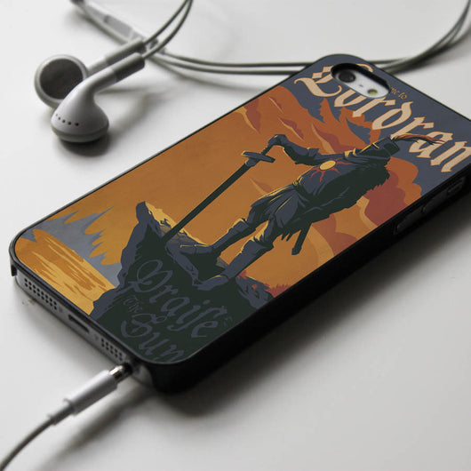 Praise The Sun - Dark Souls iPhone 4/4S, iPhone 5/5S/5C, iPhone 6 Case, Samsung Galaxy S4/S5 Cases