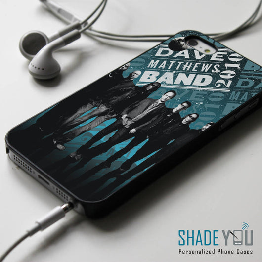 Dave Matthews Band iPhone 4/4S, iPhone 5/5S, iPhone 5C Case, Samsung Galaxy S4/S5 Cases