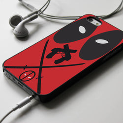 Deadpool Superhero - iPhone 4/4S, iPhone 5/5S/5C, iPhone 6 Case, Samsung Galaxy S4/S5 Cases