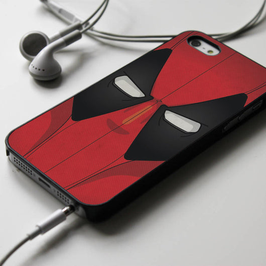 Deadpool Mask - Superhero iPhone 4/4S, iPhone 5/5S/5C, iPhone 6 Case, Samsung Galaxy S4/S5 Cases