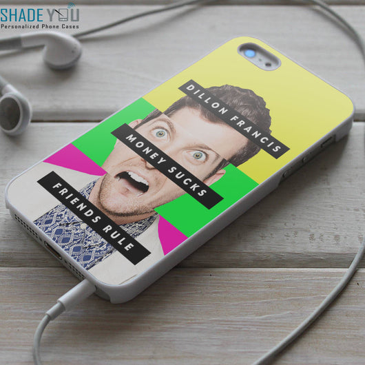 Dillon Francis iPhone 4/4S, iPhone 5/5S/5C, iPhone 6 Case, Samsung Galaxy S4/S5 Cases