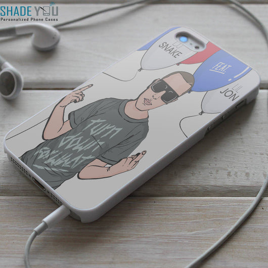 DJ Snake feat Lil Jon iPhone 4/4S, iPhone 5/5S/5C, iPhone 6 Case, Samsung Galaxy S4/S5 Cases
