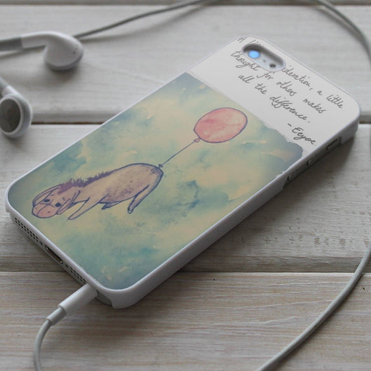 Eeyore Quotes - Winnie The Pooh iPhone 4/4S, iPhone 5/5S/5C, iPhone 6 Case, Samsung Galaxy S4/S5 Cases