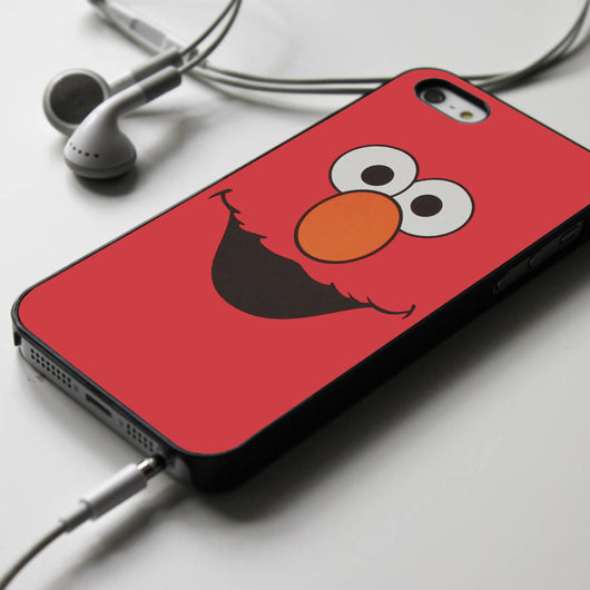 Elmo Sesame Street - iPhone 4/4S, iPhone 5/5S/5C, iPhone 6 Case, Samsung Galaxy S4/S5 Cases
