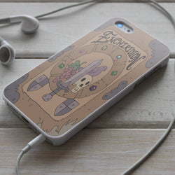 Adventure Time Enchiridion Book - iPhone 4/4S, iPhone 5/5S/5C, iPhone 6 Case, Samsung Galaxy S4/S5 Cases