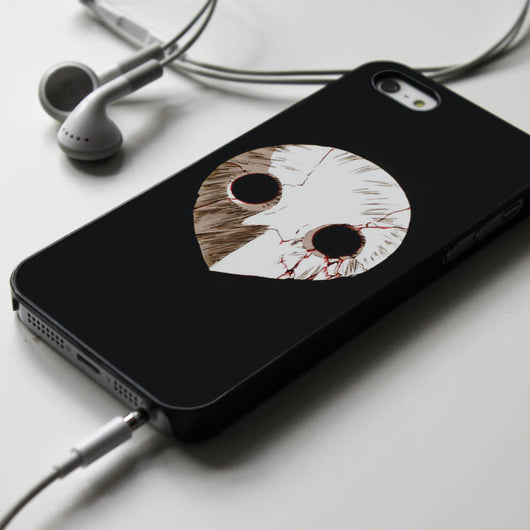 Evangelion Mask - Neon Genesis iPhone 4/4S, iPhone 5/5S/5C, iPhone 6 Case, Samsung Galaxy S4/S5 Cases