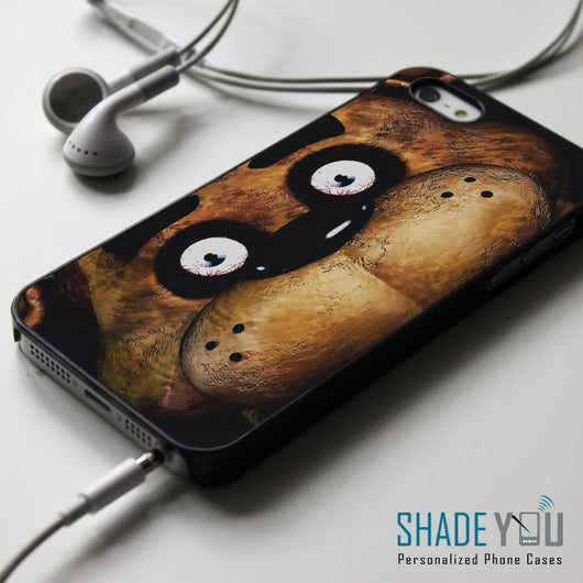 Five Nights at Freddy's Face 2 - iPhone 4/4S, iPhone 5/5S/5C, iPhone 6 Case, Samsung Galaxy S4/S5 Cases