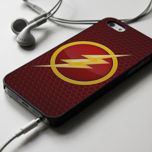 The Flash - Bazinga! iPhone 4/4S, iPhone 5/5S/5C, iPhone 6 Case, Samsung Galaxy S4/S5 Cases