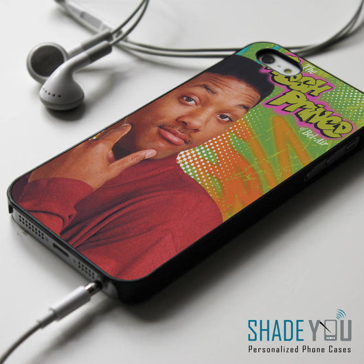 The Fresh Prince of Bel Air iPhone 4/4S, iPhone 5/5S/5C, iPhone 6 Case, Samsung Galaxy S4/S5 Cases