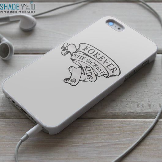 Forever The Sickest Kids - iPhone 4/4S, iPhone 5/5S/5C, iPhone 6 Case, Samsung Galaxy S4/S5 Cases