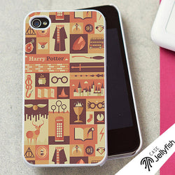 Harry Potter Collage - iPhone 4/4S, iPhone 5/5S/5C, iPhone 6 Case, Samsung Galaxy S4/S5 Case
