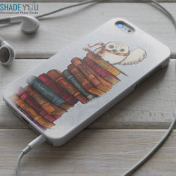 Harry Potter Owl Hedwig iPhone 4/4S, iPhone 5/5S/5C, iPhone 6 Case, Samsung Galaxy S4/S5 Cases