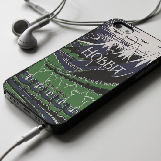The Hobbit - iPhone 4/4S, iPhone 5/5S/5C, iPhone 6 Case, Samsung Galaxy S4/S5 Cases
