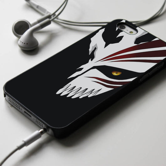 Hollow Mask - Bleach iPhone 4/4S, iPhone 5/5S/5C, iPhone 6 Case, Samsung Galaxy S4/S5 Cases