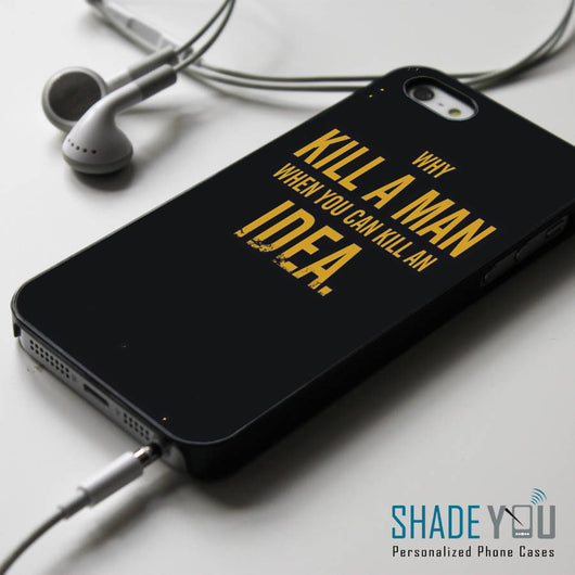 Homeland Quotes iPhone 4/4S, iPhone 5/5S/5C, iPhone 6 Case, Samsung Galaxy S4/S5 Cases