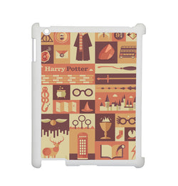 Harry Potter Collage Cover - iPad 2, iPad 3, iPad 4, and iPad Mini Cases