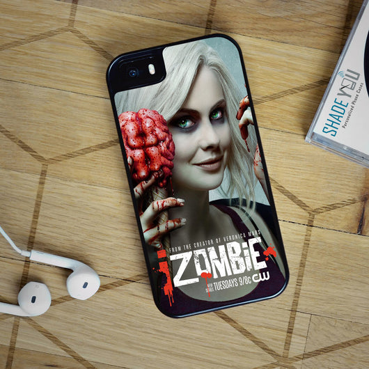 iZombie cw - iPhone 4/4S, iPhone 5/5S/5C, iPhone 6 Case, plus Samsung Galaxy S4/S5/S6 Edge Cases