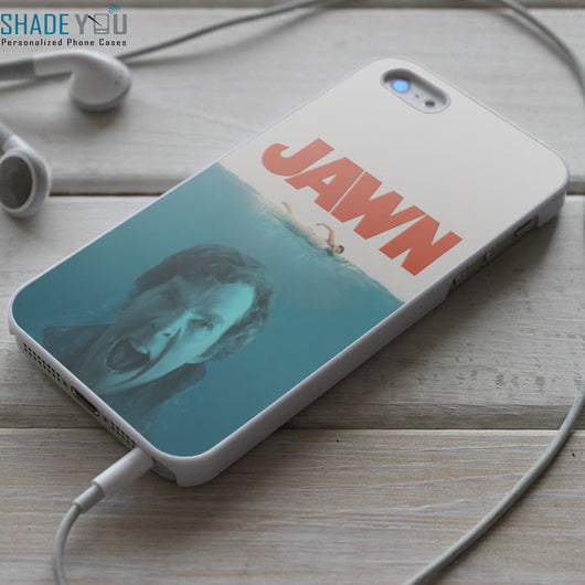 Jaws Sherlock Jawn iPhone 4/4S, iPhone 5/5S/5C, iPhone 6 Case, Samsung Galaxy S4/S5 Cases