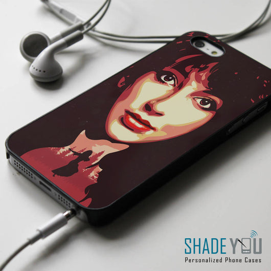 Kate Bush - iPhone 4/4S, iPhone 5/5S/5C, iPhone 6 Case, Samsung Galaxy S4/S5 Cases