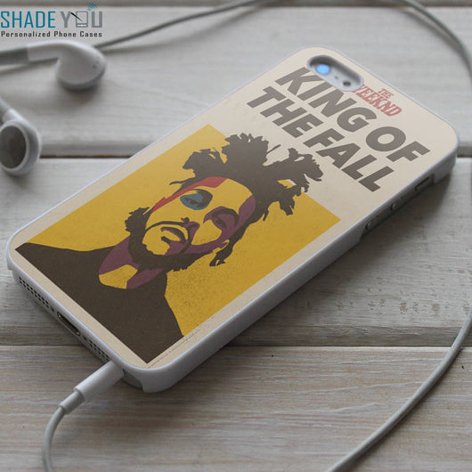 The Weeknd King of The Fall Cover Art - iPhone 4/4S, iPhone 5/5S/5C, iPhone 6 Case, Samsung Galaxy S4/S5 Case