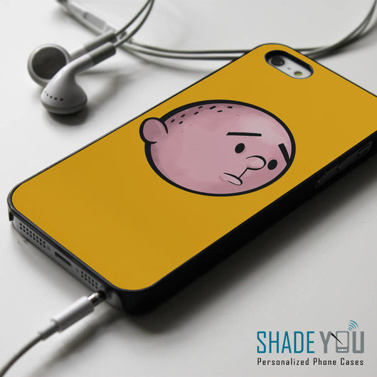 Karl Pilkington iPhone 4/4S, iPhone 5/5S/5C, iPhone 6 Case, Samsung Galaxy S4/S5 Cases