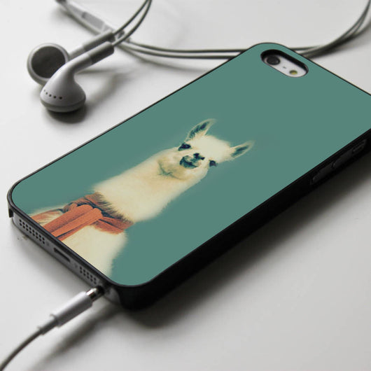 Funny Llama - iPhone 4/4S, iPhone 5/5S/5C, iPhone 6 Case, Samsung Galaxy S4/S5 Cases