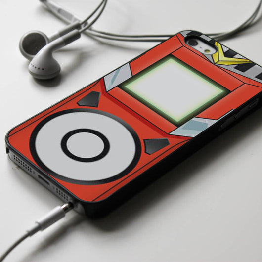 Digimon Fusion Loader Digivice iPhone 4/4S, iPhone 5/5S/5C, iPhone 6 Case, Samsung Galaxy S4/S5 Cases