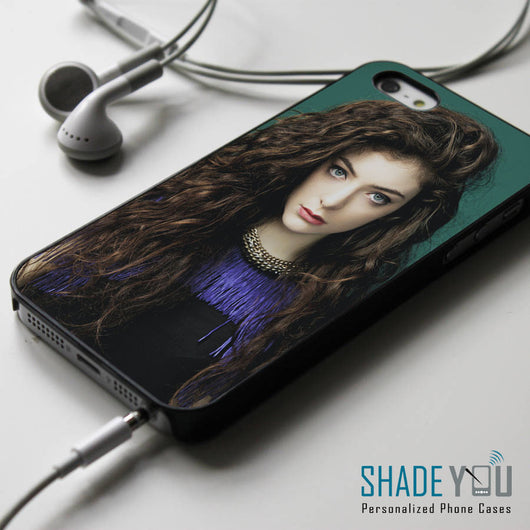 Lorde Ella Marija Lani - iPhone 4/4S, iPhone 5/5S/5C, iPhone 6 Case, Samsung Galaxy S4/S5 Cases