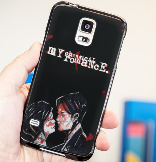 My Chemical Romance - Plastic / Rubber Samsung Galaxy S3 S4 S5 and Note 3 Cases