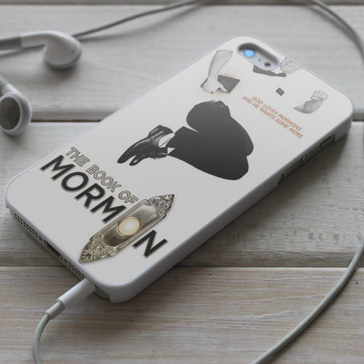The Book of Mormon Broadway Musical - iPhone 4/4S, iPhone 5/5S, iPhone 5C Case, Samsung Galaxy S4/S5 Cases