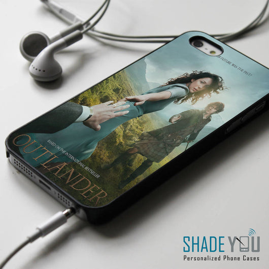 Outlander Starz iPhone 4/4S, iPhone 5/5S/5C, iPhone 6 Case, Samsung Galaxy S4/S5 Cases