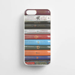Outlander Series Books - iPhone 6/6S Case, iPhone 6/6S Plus Case, iPhone 5/5S SE Case plus Samsung Galaxy S5 S6 S7 Edge Cases