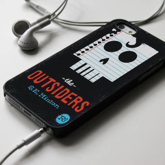The Outsiders - iPhone 4/4S, iPhone 5/5S/5C, iPhone 6 Case, Samsung Galaxy S4/S5 Cases