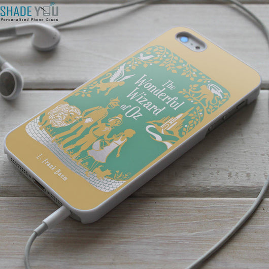 The Wizard of OZ iPhone 4/4S, iPhone 5/5S, iPhone 5C Case, Samsung Galaxy S4/S5 Cases