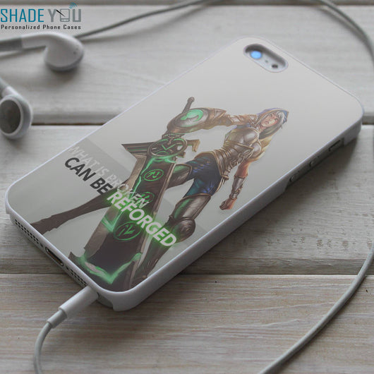 Riven Redeemed League of Legends iPhone 4/4S, iPhone 5/5S, iPhone 5C Case, Samsung Galaxy S4/S5 Cases