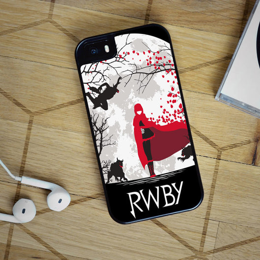 RWBY Beowulf - iPhone 4, iPhone 5 5S 5C, iPhone 6 Case, plus Samsung Galaxy S4 S5 S6 Edge Cases