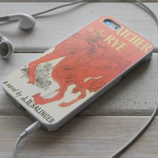 The Catcher of The RYE - iPhone 4/4S, iPhone 5/5S/5C, iPhone 6 Case, Samsung Galaxy S4/S5 Case