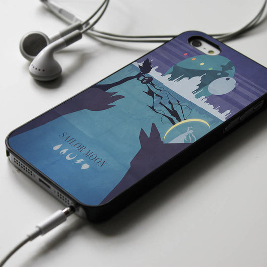Sailor Moon Pretty Guardian Genesis - iPhone 4/4S, iPhone 5/5S/5C, iPhone 6 Case, Samsung Galaxy S4/S5 Cases