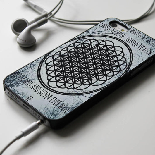 Sempiternal Lyric - Bring Me The Horizon iPhone 4/4S, iPhone 5/5S/5C, iPhone 6 Case, Samsung Galaxy S4/S5 Cases