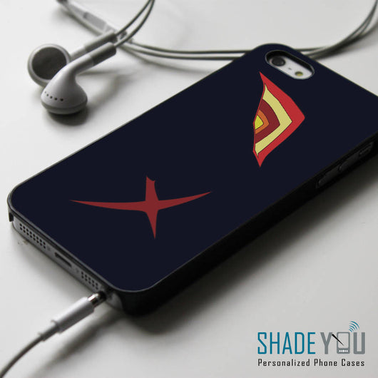 Senketsu Eyes Kill La Kill iPhone 4/4S, iPhone 5/5S/5C, iPhone 6 Case, Samsung Galaxy S4/S5 Cases
