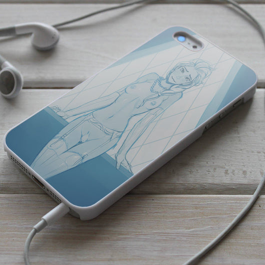 Sexy Elsa - Frozen iPhone 4/4S, iPhone 5/5S/5C, iPhone 6 Case, Samsung Galaxy S4/S5 Cases