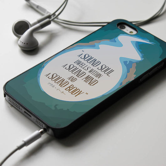 Soul Eater Quotes - iPhone 4/4S, iPhone 5/5S/5C, iPhone 6 Case, Samsung Galaxy S3/S4 Cases