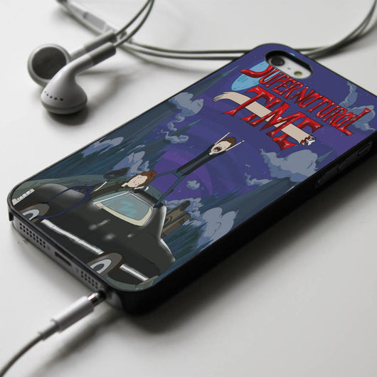 Supernatural Time - Adventure iPhone 4/4S, iPhone 5/5S/5C, iPhone 6 Case, Samsung Galaxy S4/S5 Cases
