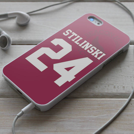 Teen Wolf Stiles Stilinski 24 - iPhone 4/4S, iPhone 5/5S/5C, iPhone 6 Case, Samsung Galaxy S4/S5 Case