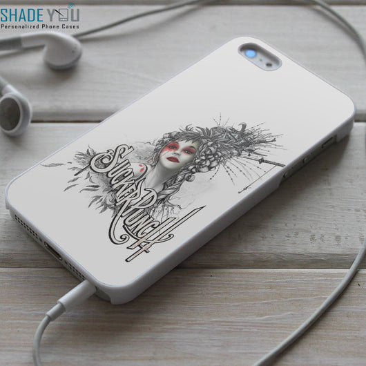 Sucker Punch Tattoo - iPhone 4/4S, iPhone 5/5S/5C, iPhone 6 Case, Samsung Galaxy S4/S5 Cases
