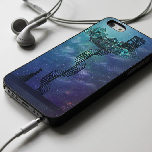 Victorian Sky in Tardis - iPhone 4/4S, iPhone 5/5S/5C, iPhone 6 Case, Samsung Galaxy S4/S5 Cases